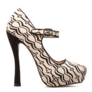 Madison Platform Heels